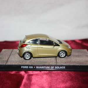 ford ka james bond 007
